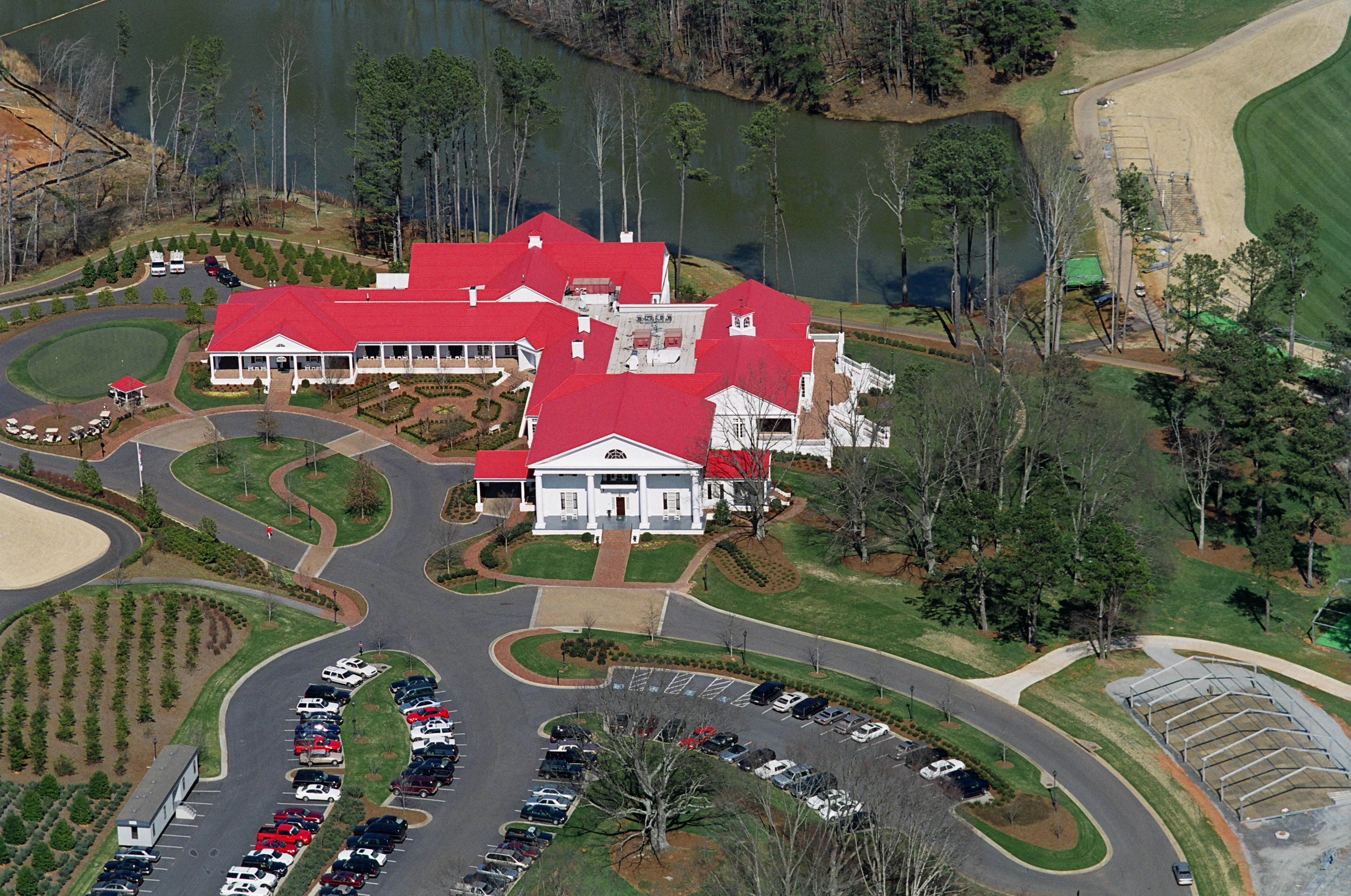 Atlanta Aerial Photography