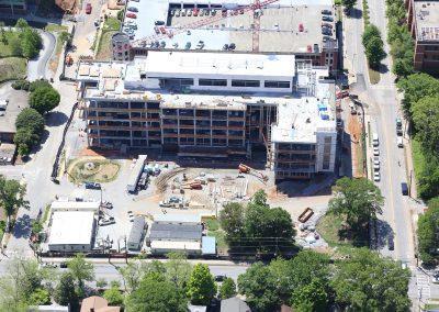 Construction Progress 105